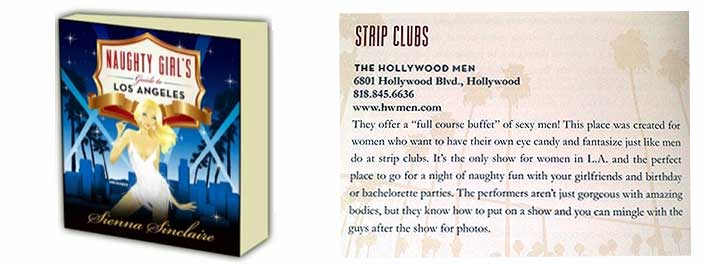 Sienna Sinclaire reviews The Hollywood Men