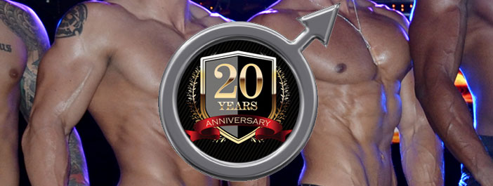 The Hollywood Men celebrate 20th Anniversary