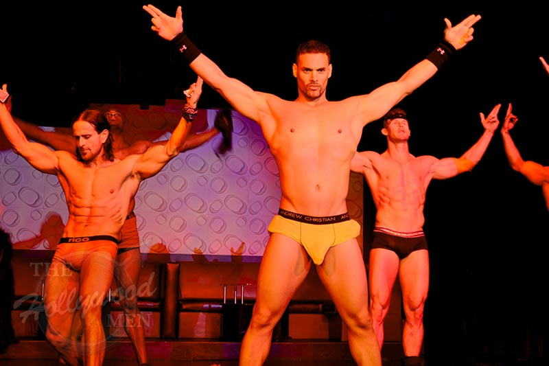 angeles strip show