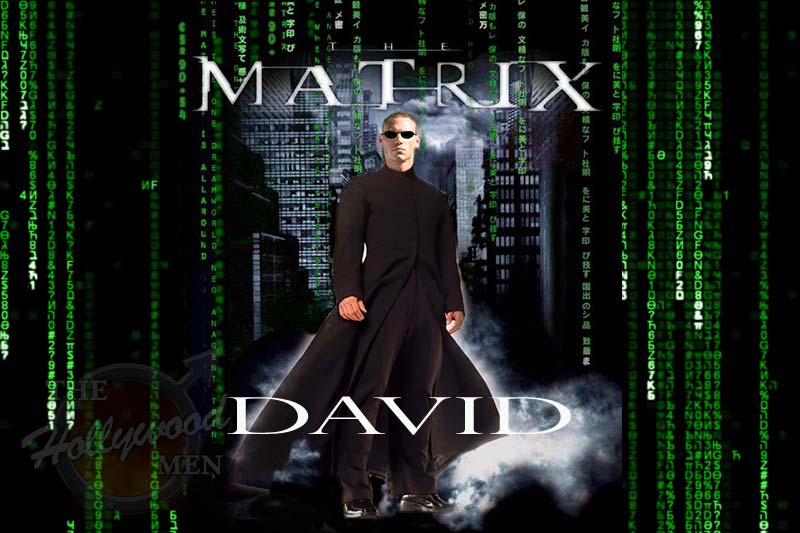 The Matrix strip act starring David Rogers