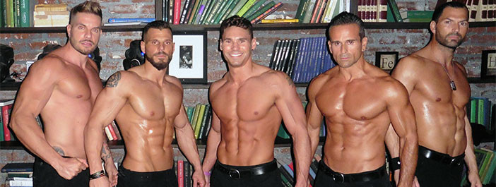 the hollywood men exotic male dancers and strippers