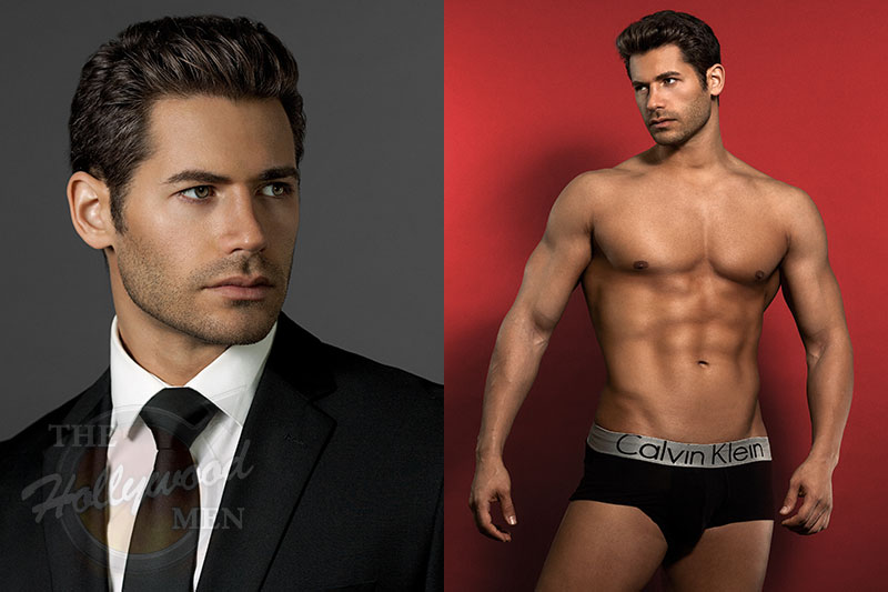 Paolo | Male Stripper for The Hollywood Men