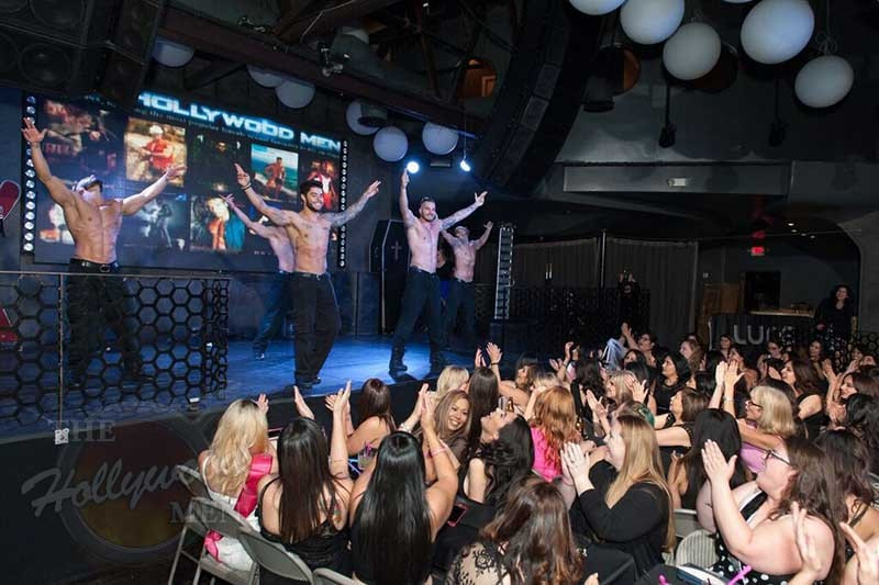 Los Angeles Male Stripper Photo | LURE, Hollywood, CA