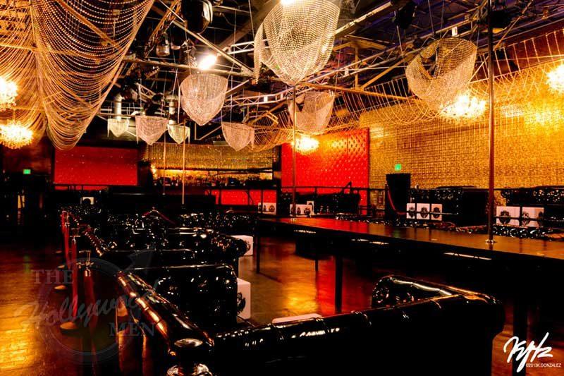 metropolitan nightclub stripper poles