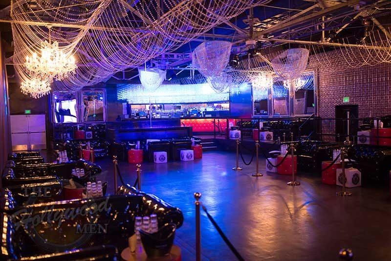 metropolitan nightclub vip area