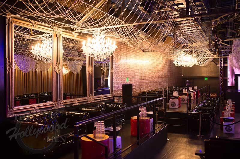 metropolitan nightclub booth seating