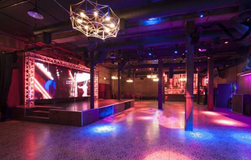 los globos nightclub